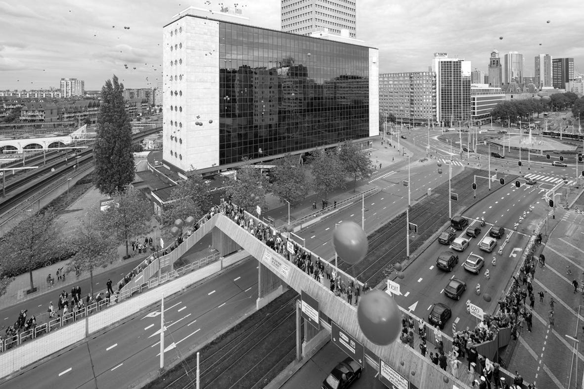 ZUS . Luchtsingel pedestrian bridge . Rotterdam (5)